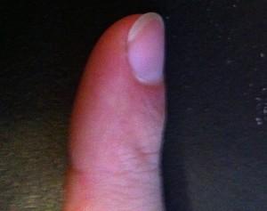 first-finger
