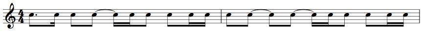 second best rhythm