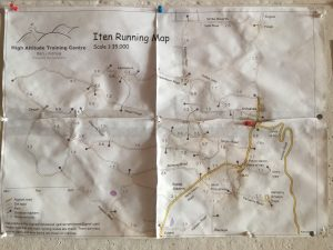 Iten-Running-Map