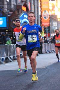 Nick Grinlinton running