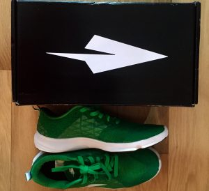 Enda Running Shoes Review